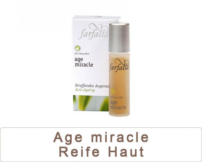 Age miracle - Anti aging...
