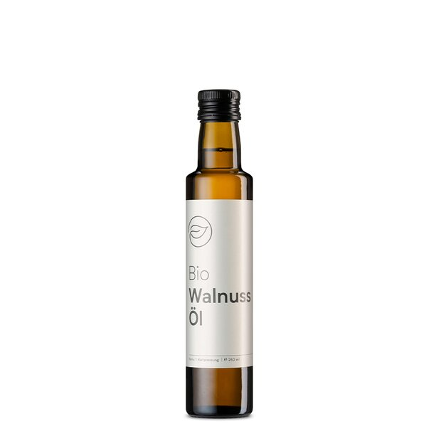 Walnussöl, bio, 250ml