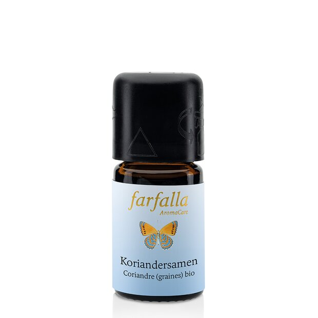 Koriandersamen, bio, Grand Cru, 5ml