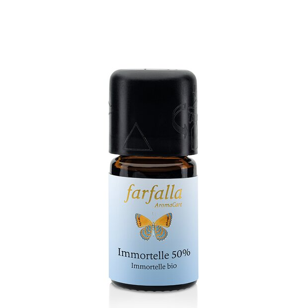 Immortelle, 50%, bio, Grand Cru, 5ml