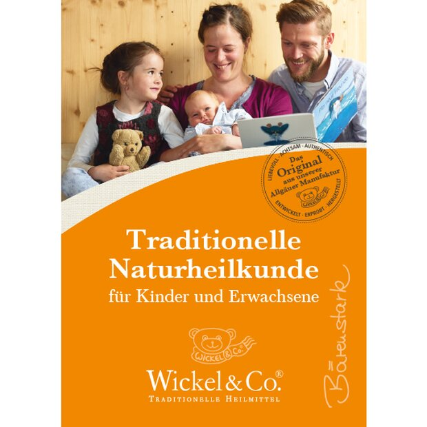 Wickel & Co, Broschüre