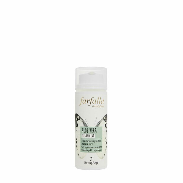 Hautberuhigendes Repair-Gel, Aloe Vera, 50ml