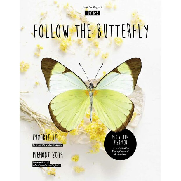 Follow the butterfly, Farfalla Magazin, 3/2019